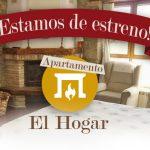 """¡Abril de Estreno! Nuevo apartamento """"El Hogar"""" 60 euros/noche+desayuno incluido (2 pax)."""